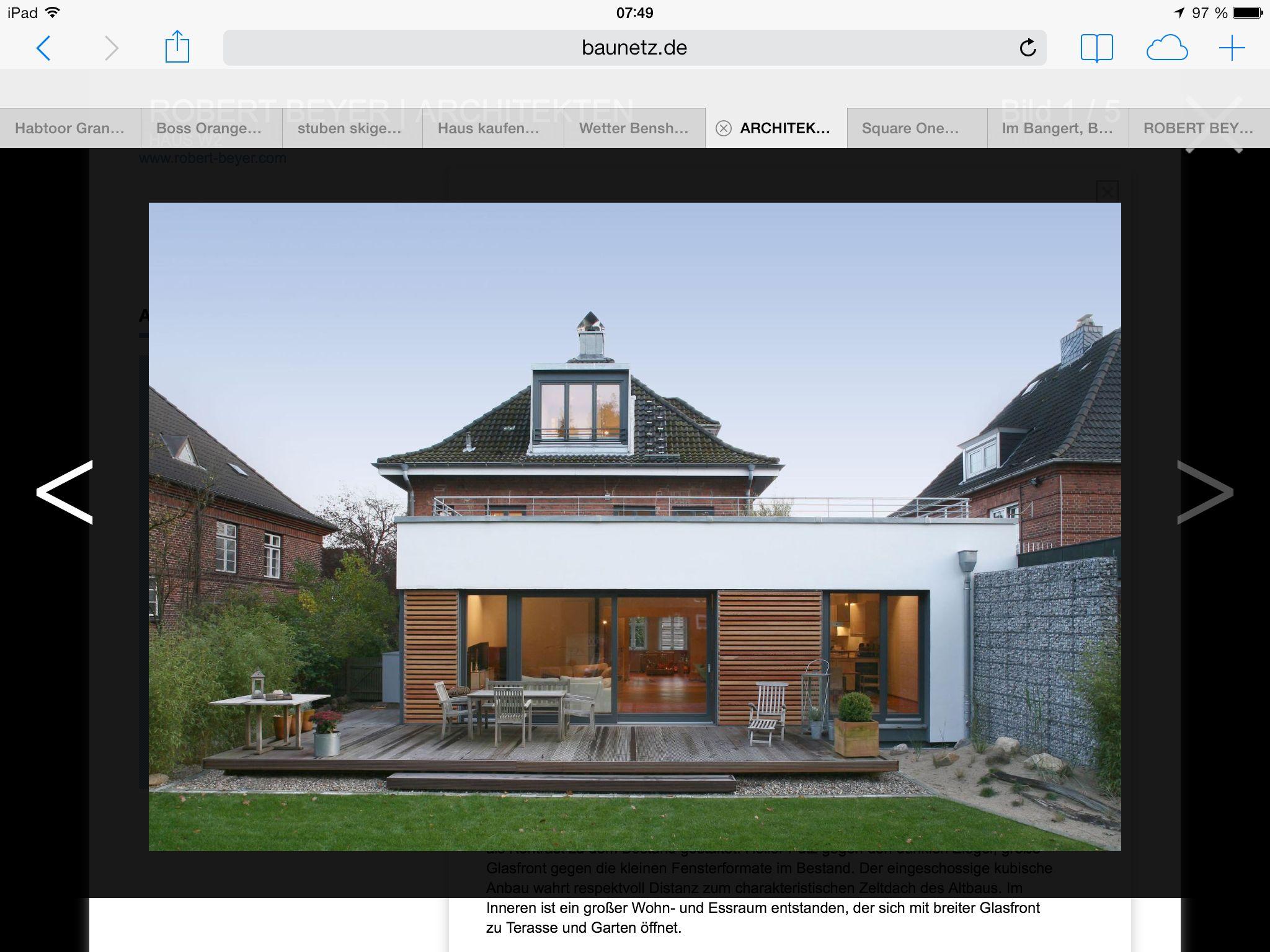 Pin von monika zekl auf wintergarten anbau haus bauen - Wintergarten auf terrasse bauen ...