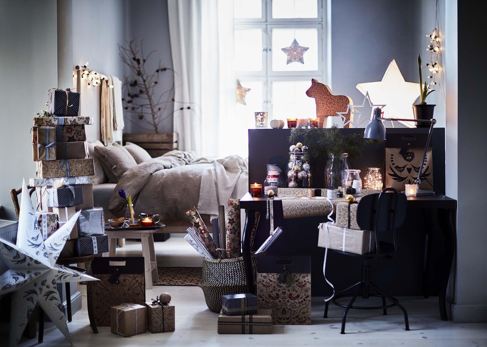 Decorating Ideas Worth Stealing Ikea Holiday Catalog Ikea