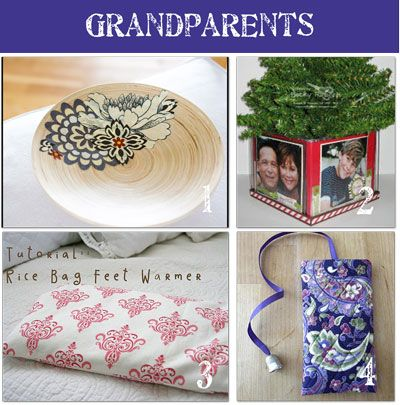 How to Make Christmas Gifts For Grandparents {Homemade Gifts ...