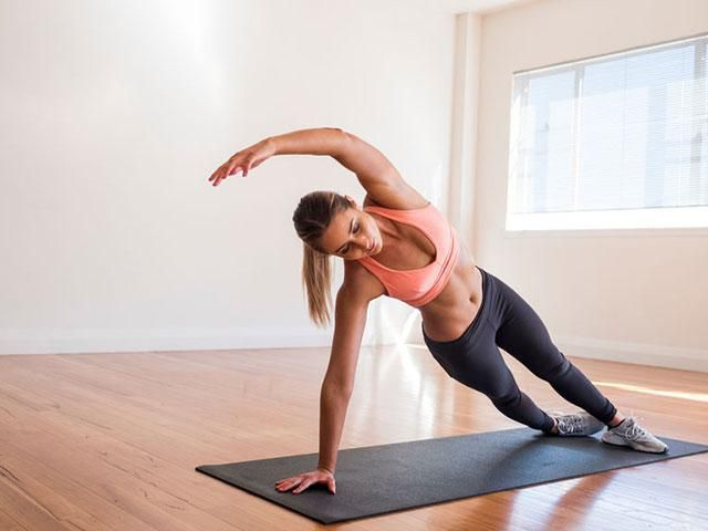 35 of the Best Pilates YouTube Workouts to Do at Home #pilates