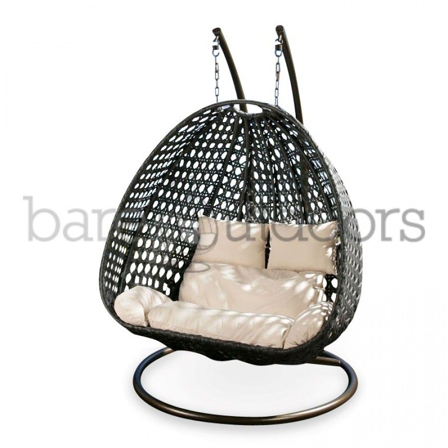 Double Seater Hanging Pod Chair By Vibrant Living. Get It Now Or Find More  Swing Chairs At Temple U0026 Webster. Part 25