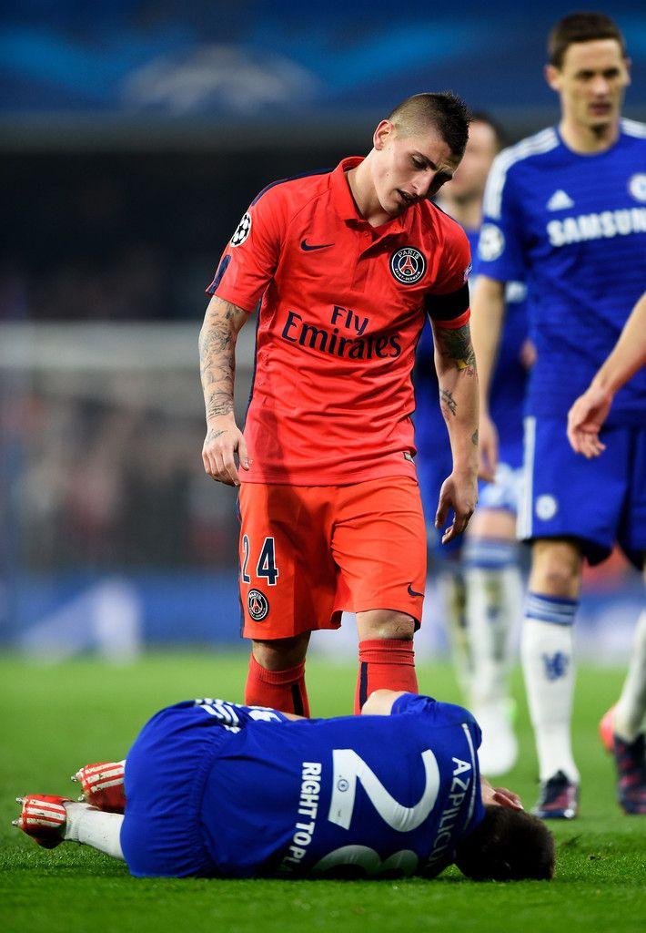Marco Verratti Photos Photos Chelsea V Paris Saint Germain