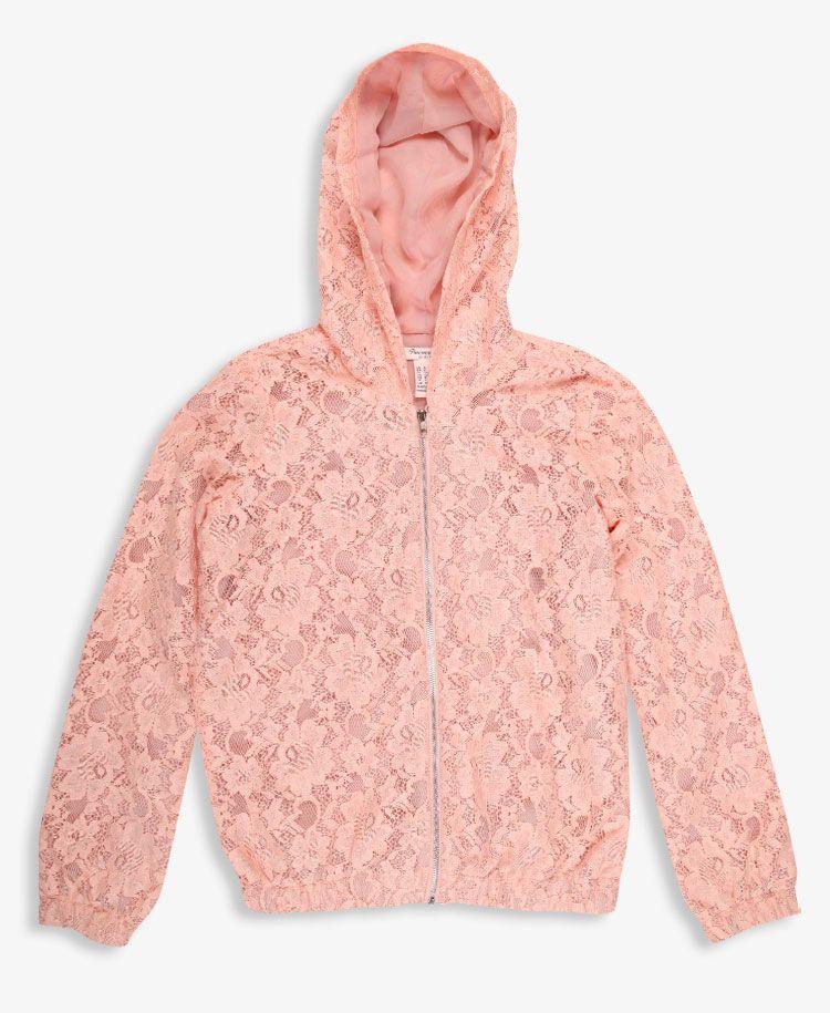 Lace Jacket | FOREVER21 girls -