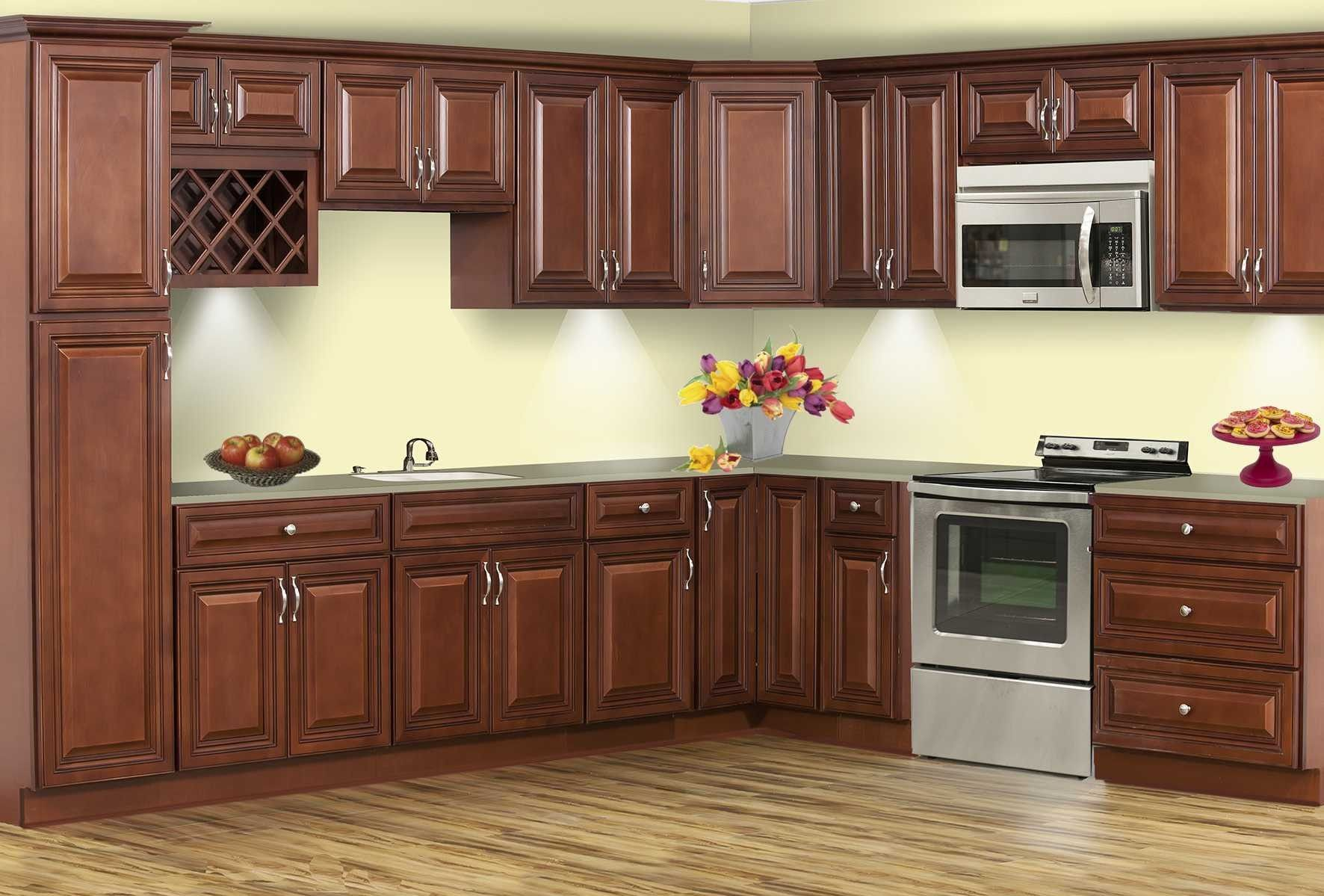 Grand Reserve Cherry Series Cherry Cabinates Kitchen Cabinets
