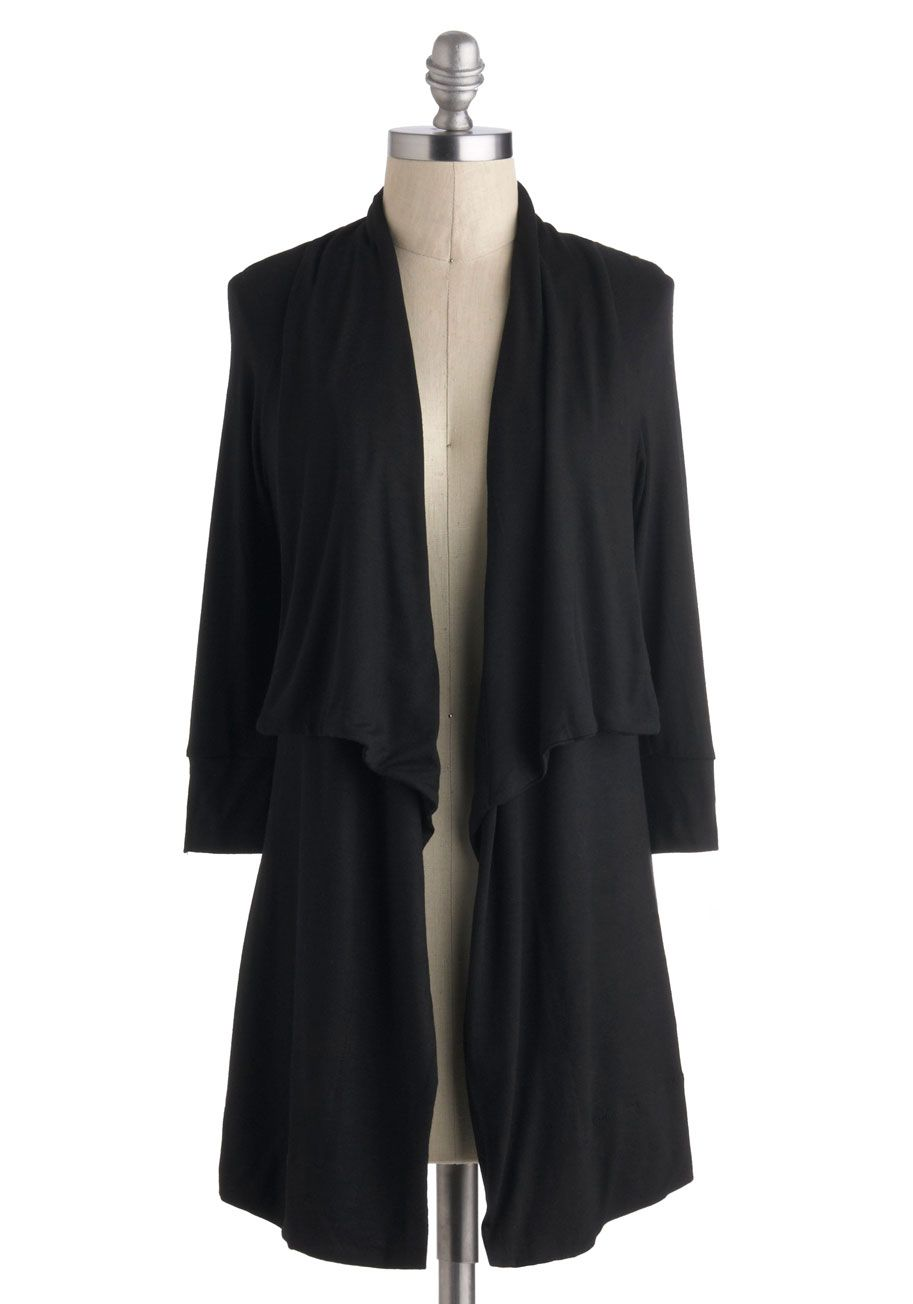 Lovely Layer Cardigan. Its Saturday, so put aside your structured ...