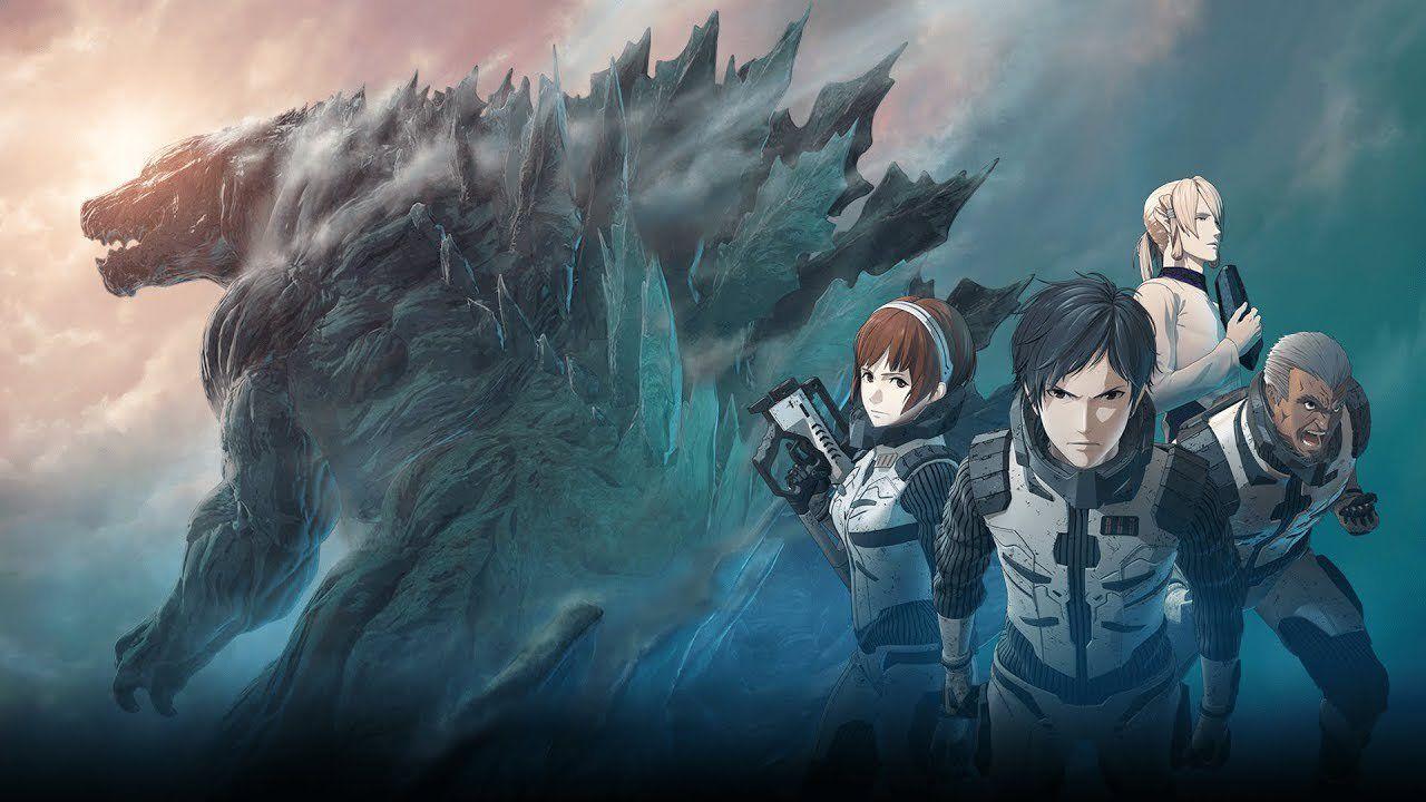 Netflix to stream Gen Urobuchi's first Godzilla anime