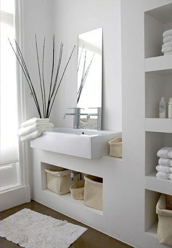 Moderne Badezimmer Ideen - coole Badezimmermöbel Bad-Ideen