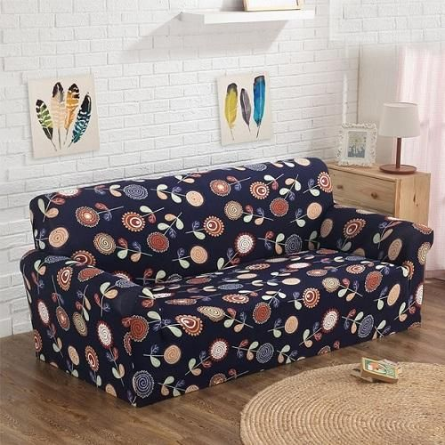 Awe Inspiring Universal Stretch Sofa Covers Furniture Protector Polyester Gmtry Best Dining Table And Chair Ideas Images Gmtryco