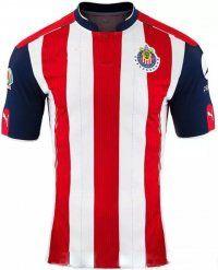 fb970164080 Chivas Guadalajara CD Home 16-17 Cheap Replica Jersey   Guadalajara ...