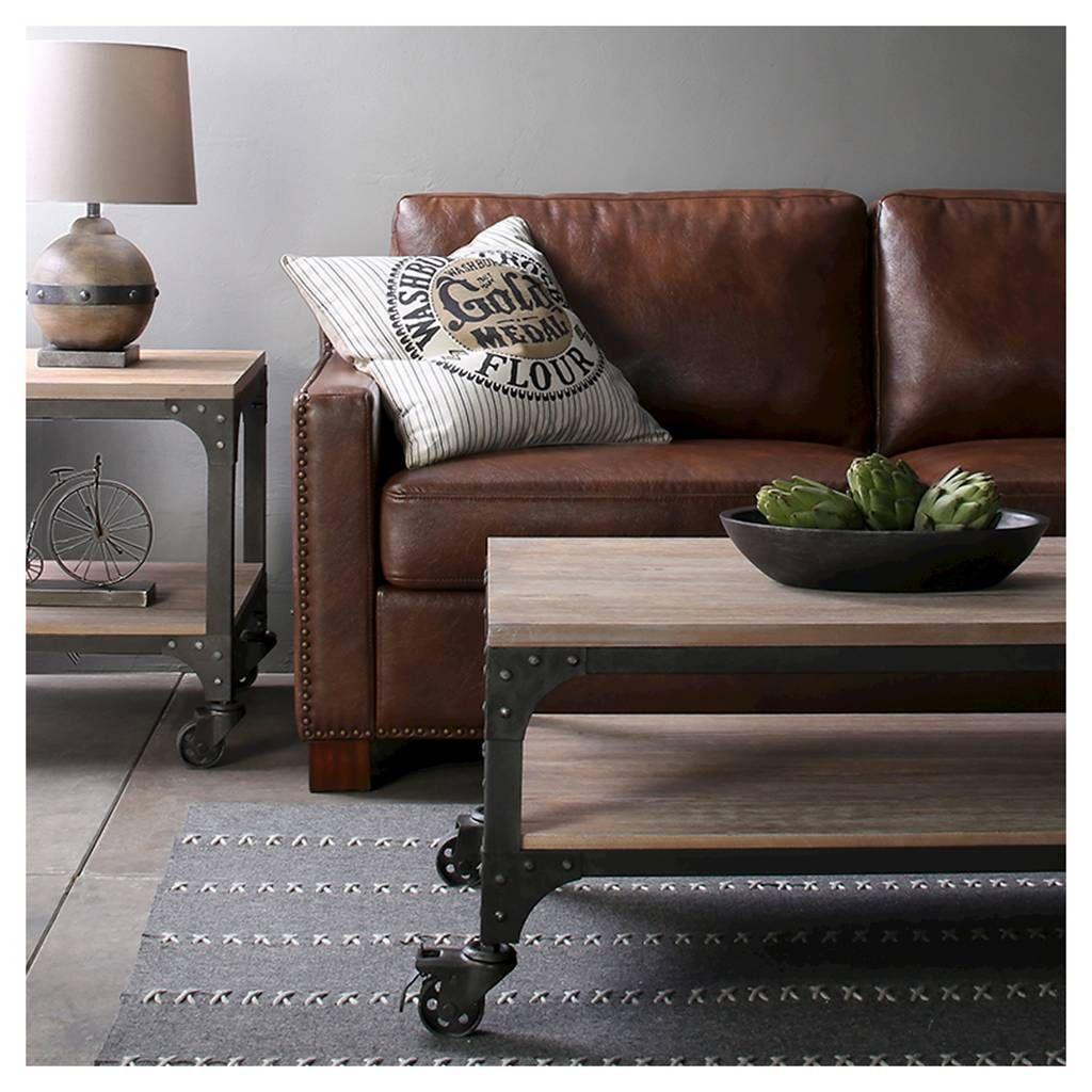 Living Room Collection - The Industrial Shop®. Image 1 of 1.