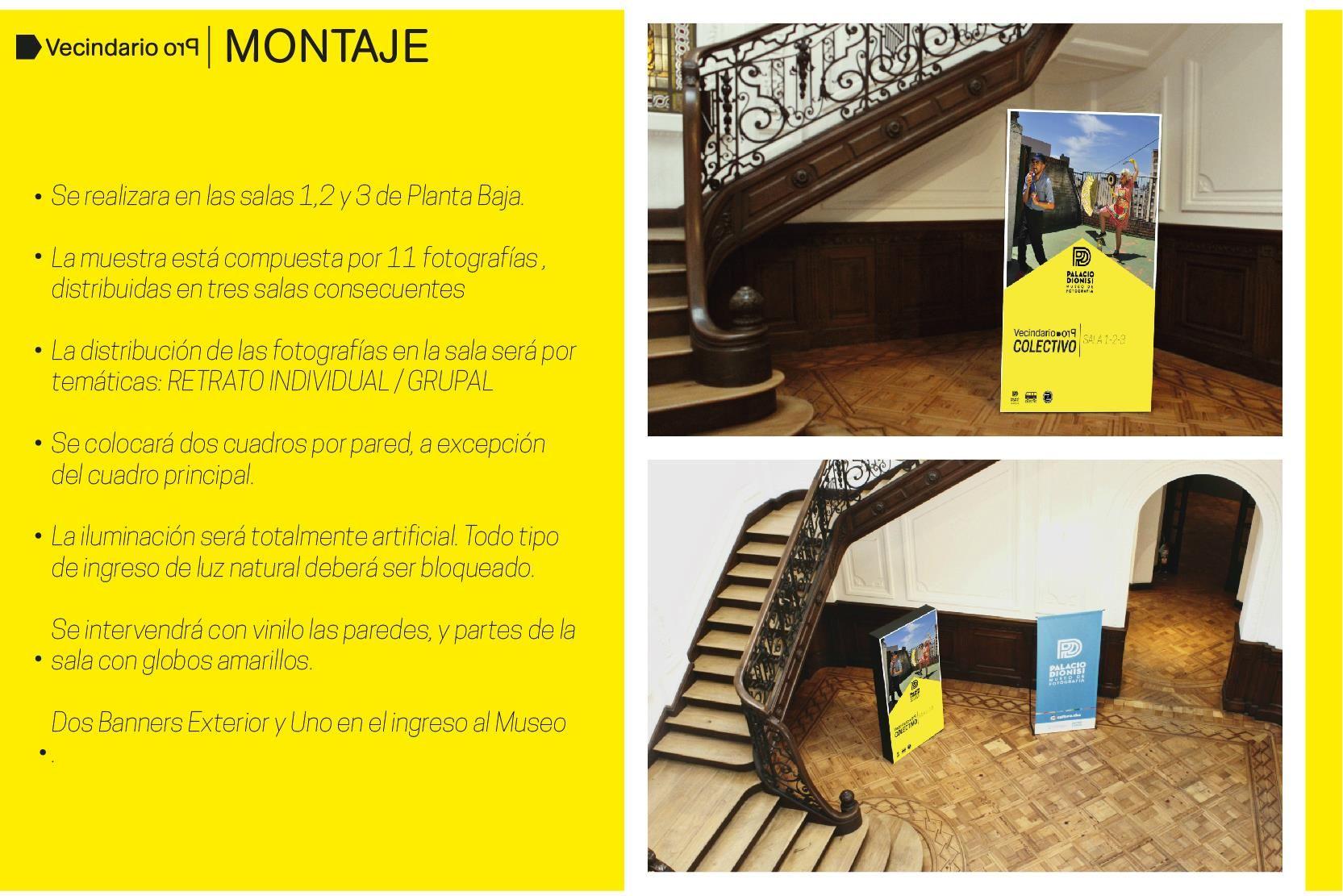 Clase 14/11 Vecindario Pro / Proyecto curatorial / Basado en la ...