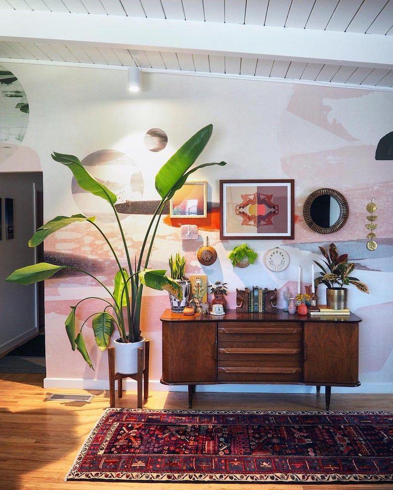 The Aspect 40w Large Led Decor Pendant Grow Light Aluminum Etsy In 2020 Led Decor Retro Home Decor Decor