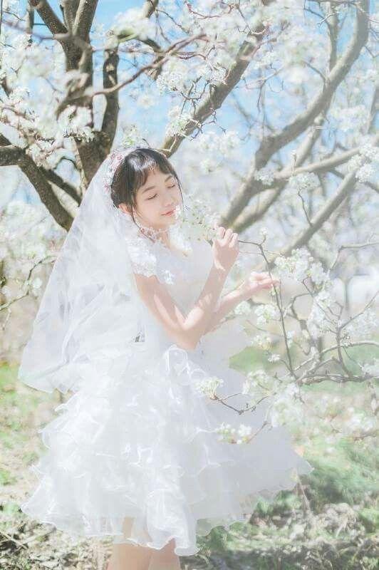 花开 」 Photos by Rena_兰酱 Source: http://www.poco.cn/works/detail ...