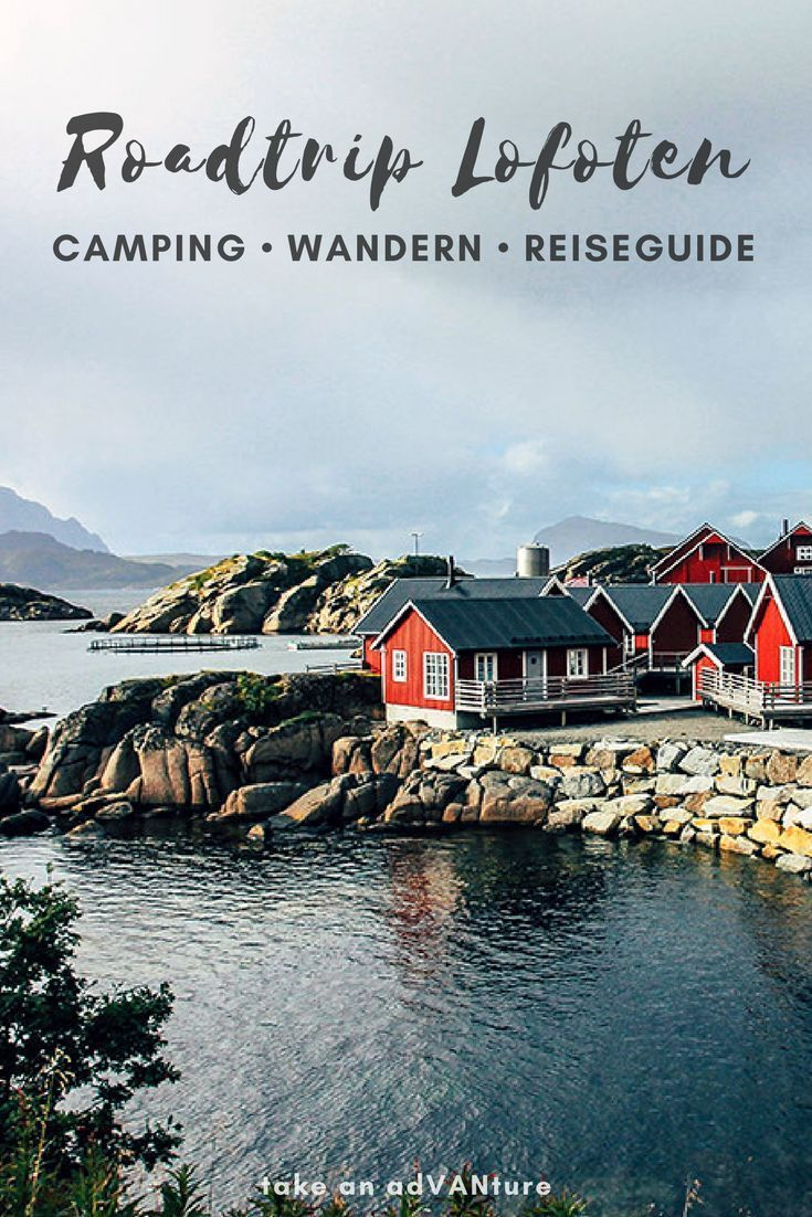 Photo of A road trip across Lofoten + tips for hiking and camping // take an adVANture