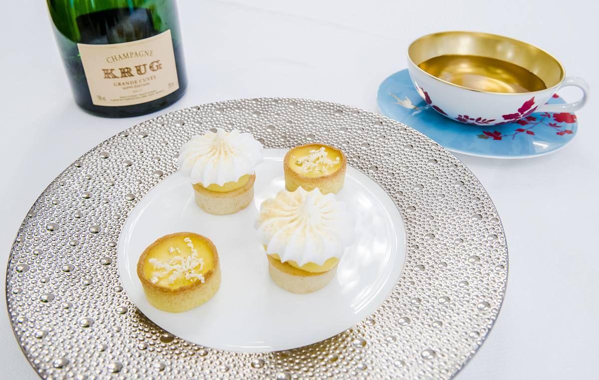 Hotel d'Angleterre disker op med landets mest eksklusive Afternoon Tea