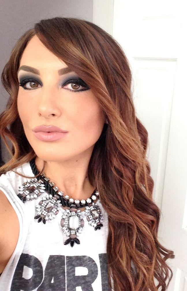My Favorite Clip In Hair Extension Review Happy Leyla Milani Hair