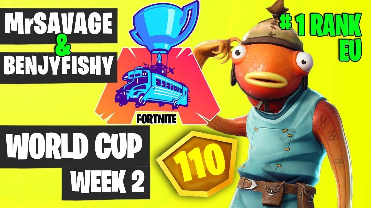 Fortnite World Cup Week 2 Qualifiers Pin On Fornite World Cup