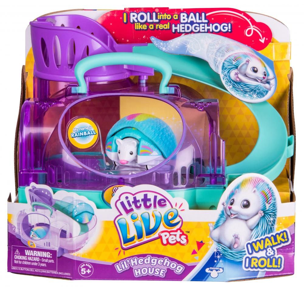 Little Live Pets Hedgehog S2 House Little Live Pets Animals For