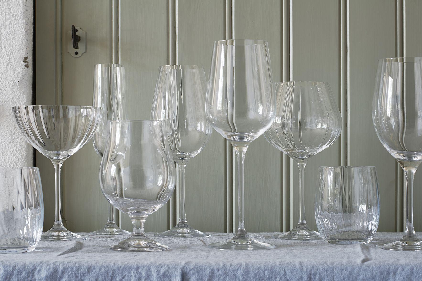 Glas från Table Top Stories - Celebration, Rumours, Secret