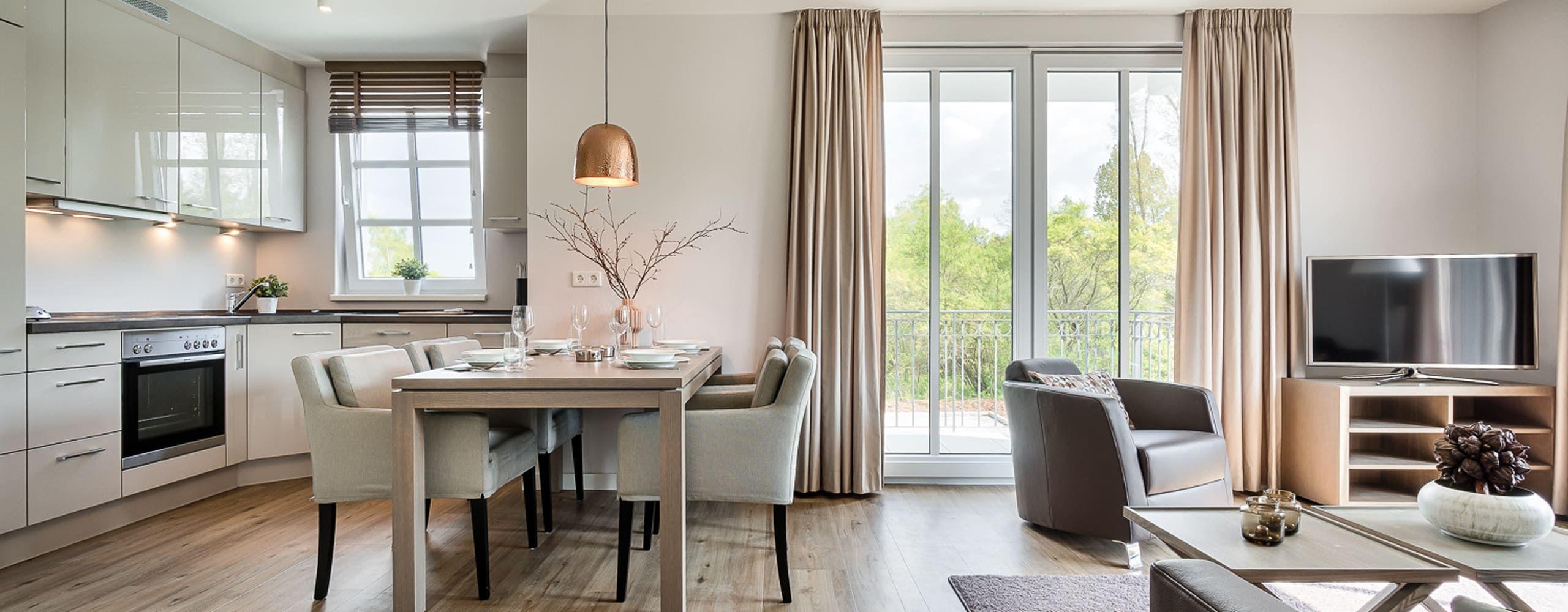 10 Bellissimi Open Space con Cucina, Soggiorno e Sala da ...