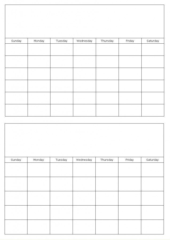 Simple Large Pdf Print Large Custom Calendar Template Projects To