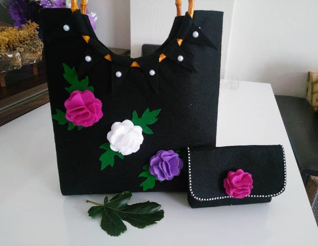 #çanta #tasarimcanta #bags  #elyapimicanta #handbags  #portföy #clutch #hediye #elcantası #kececanta #kece #felt #feltbag #desingerbag