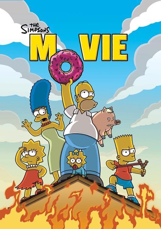Jajajja Los Simpson La Pelicula Los Simpsons Los Simpson