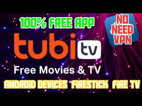 100Free Tubi TV....How to install on Android devices and