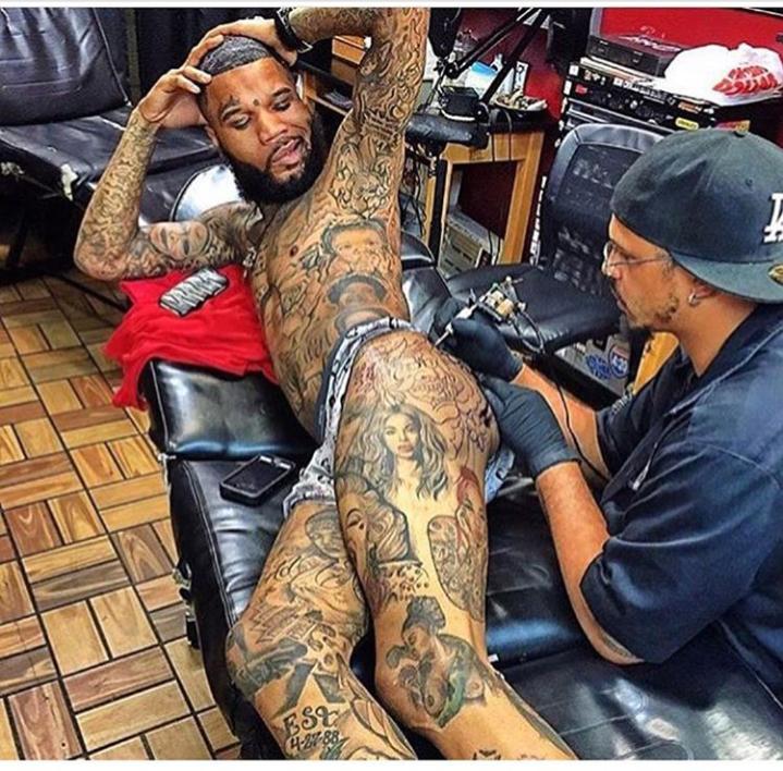 Put The Tatt Around My Bootyhole Next Hot Tattoos Tattos Instagram Rapper