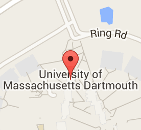 Map of umass dartmouth | University of massachusetts ...