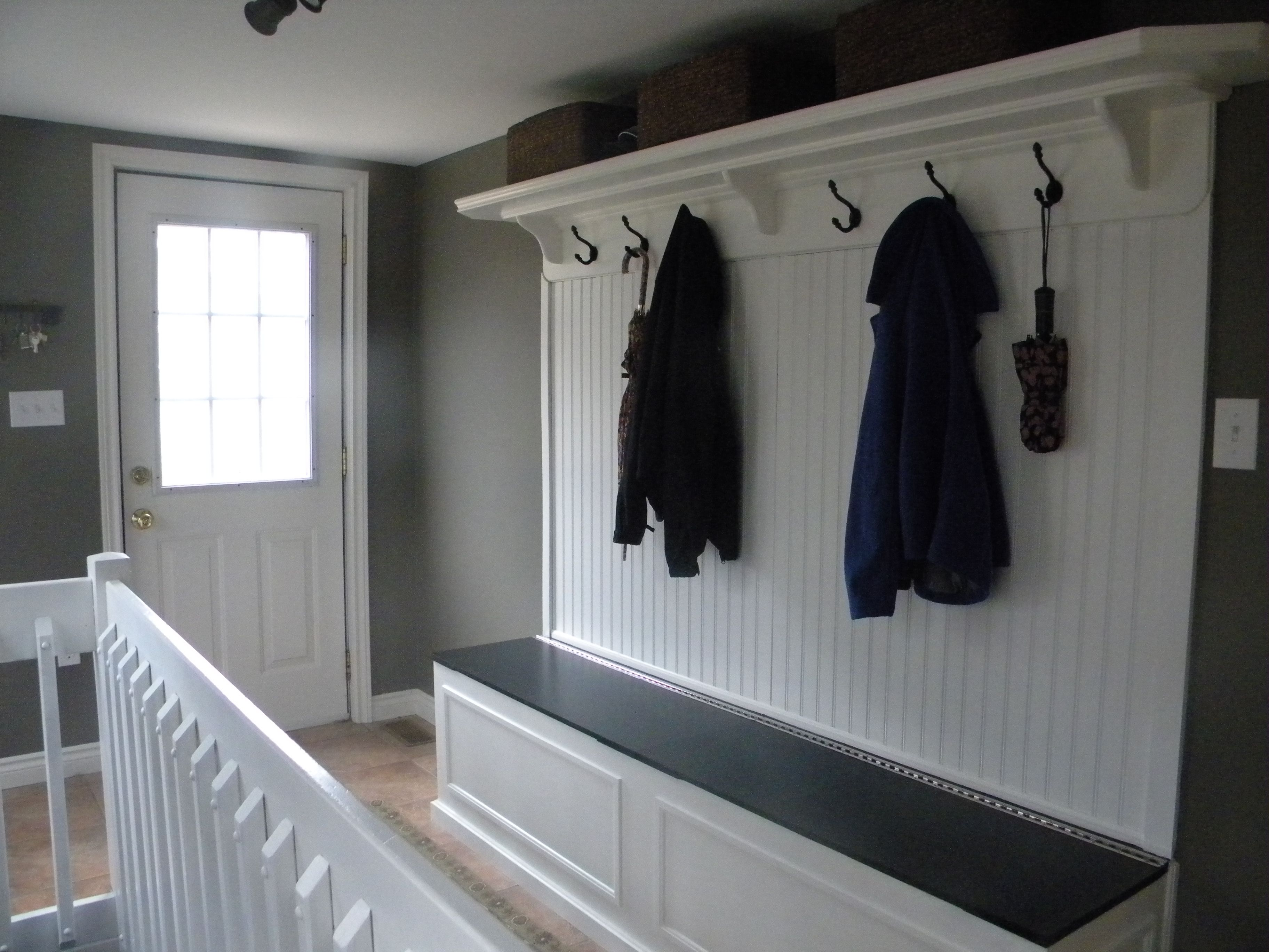 Furniture ideas picturesque mudroom bench entryway Mudroom bench and coat rack