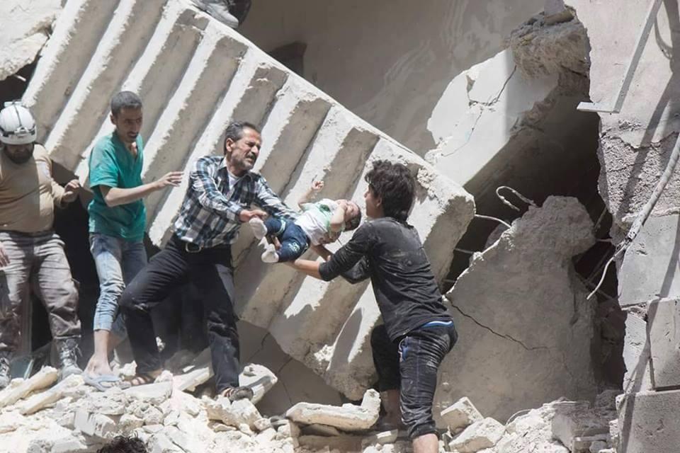 منظمات دولية تدعو للتبرع من أجل مواجهة الوضع الإنساني في سوريا