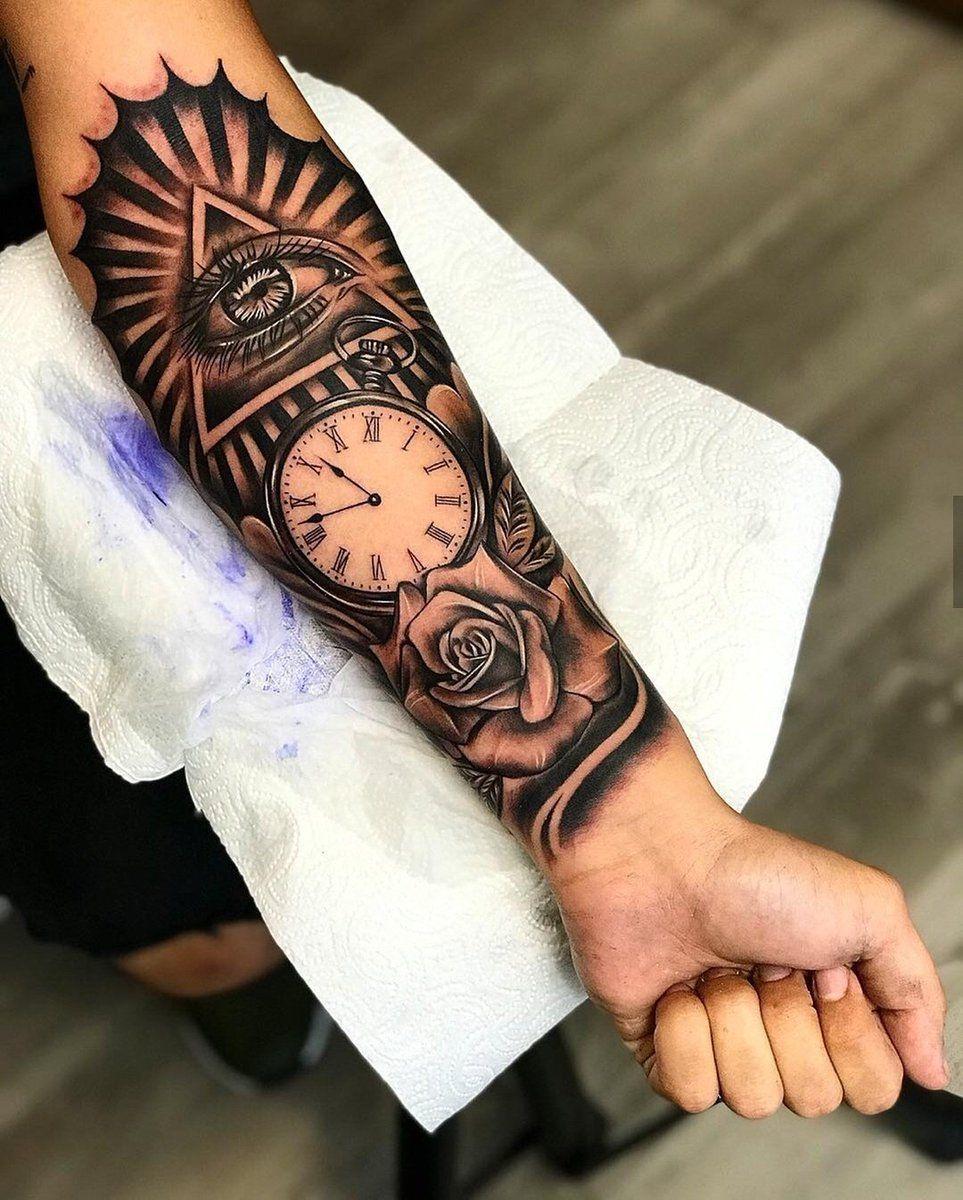 Pin by Jacobworsley on tatuagens   Cool arm tattoos, Arm tattoos ...