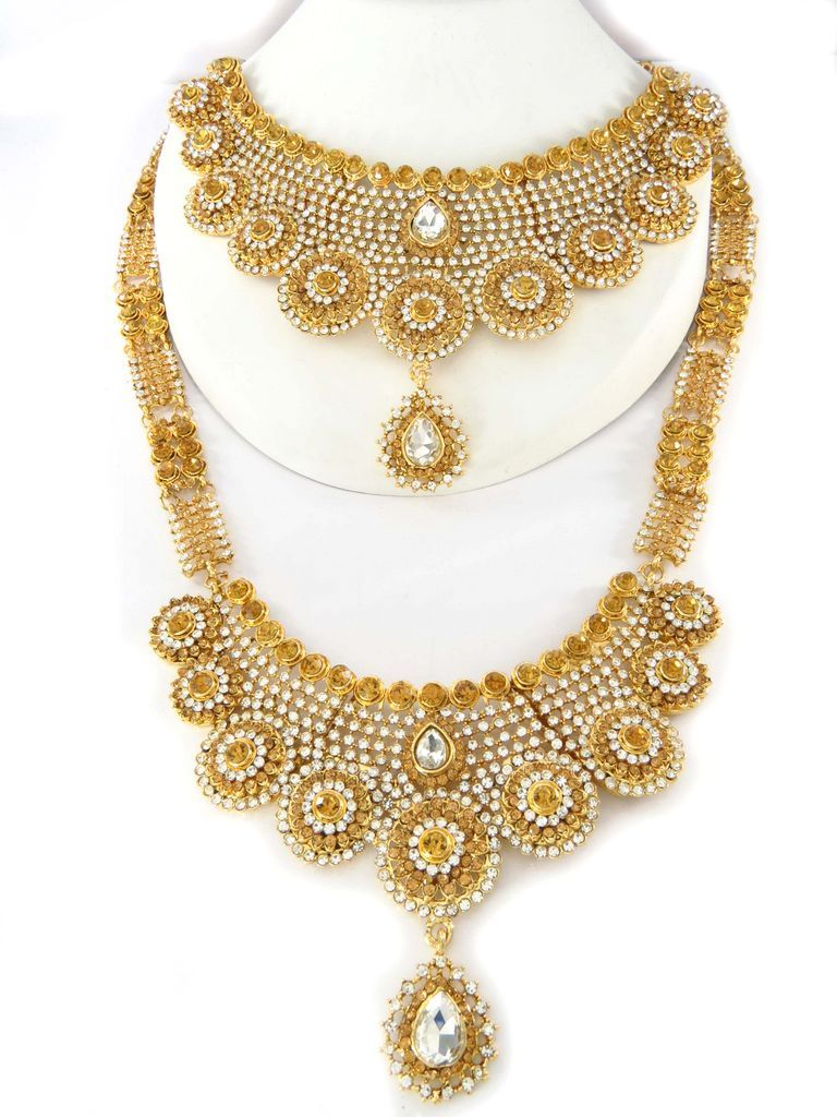 Wholesale bridal jewelry products manufacturer from India
