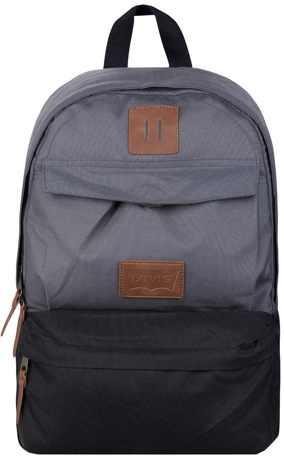c67bf3a6a62 Levis Gravel Backpack #Front#zip#construction | girl fashion ...