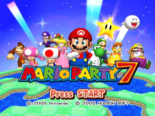 Mario Party 7 Mario Party 7 Gamecube Buy Or Download