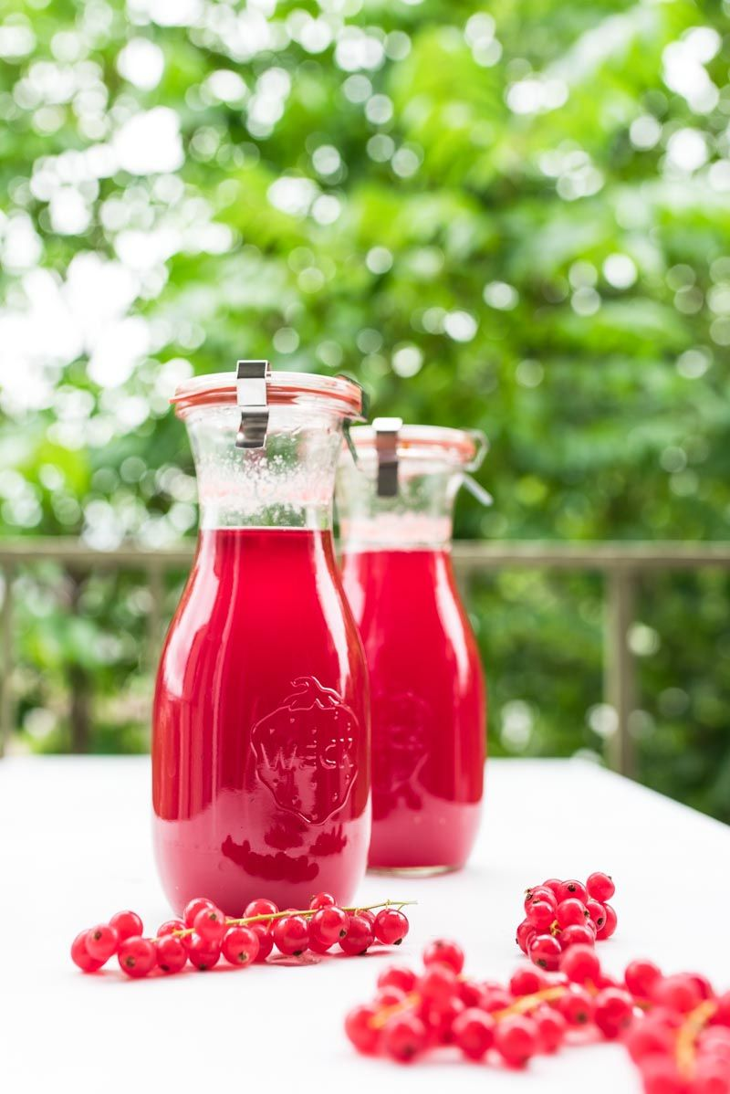 trickytine ♥ johannisbeer rosmarin sirup proudly presents the tricky kaltgetränk 2016: das sommersektschorle