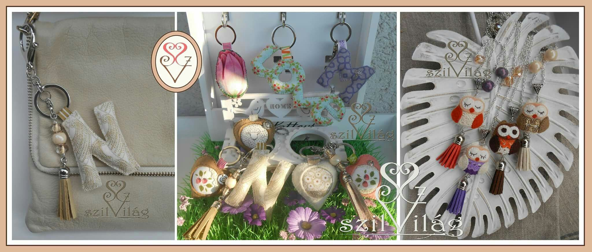 www.facebook.com/szilvilag  Kézzel varrt gyapjúfilc kulcstartó-táskadíszek #handmade #bagdecor , #keyholder #szilvilág #kulcstartó #táskadísz #baggy #jewel #owl #owljewelrynecklace