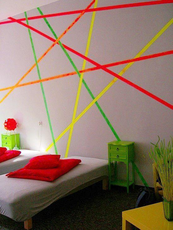 Neon Room Decor On Pinterest