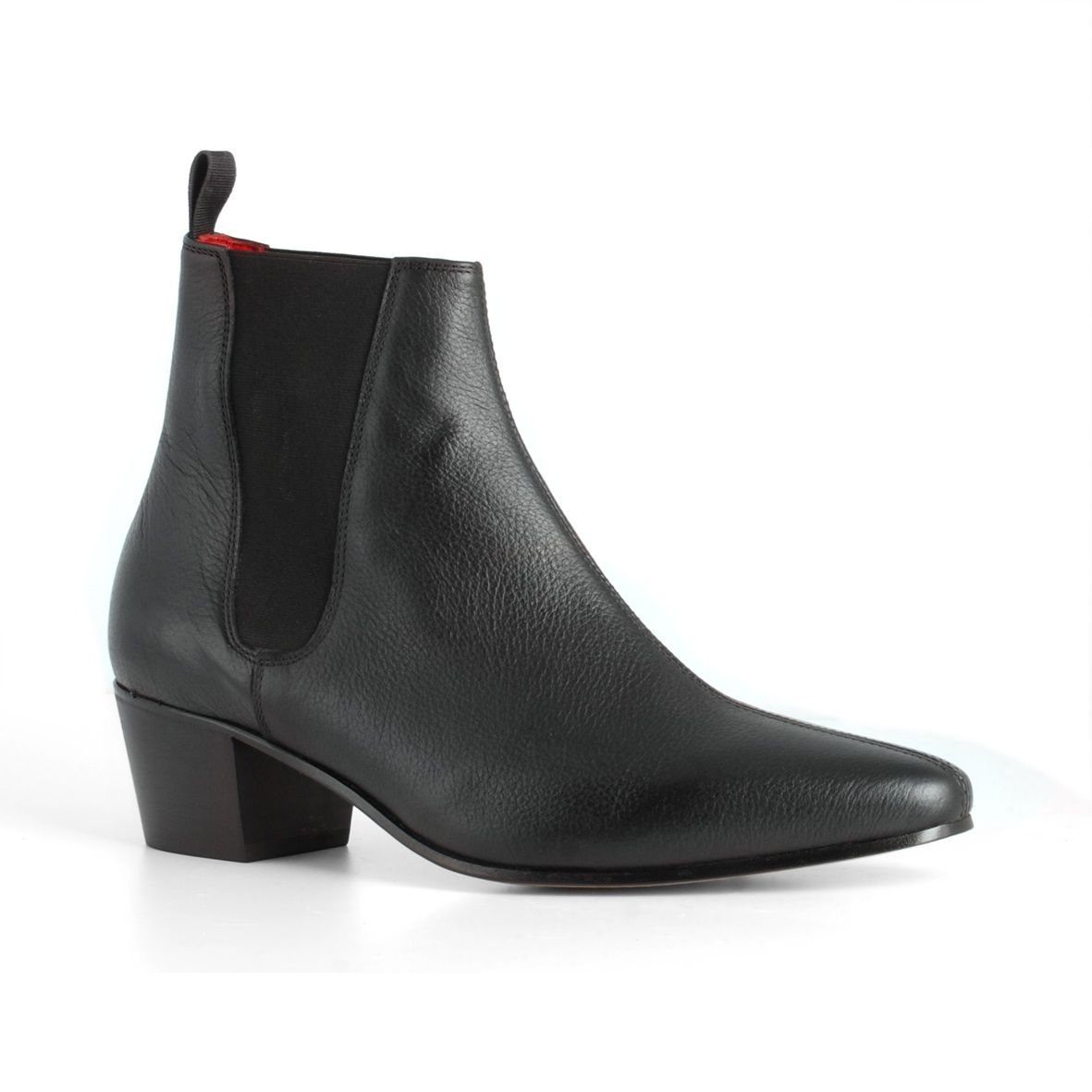 "a78ddb8cb16 Beatles boot"", Sixties Beatwear, Classic Chelsea boot and Cuban heel ..."