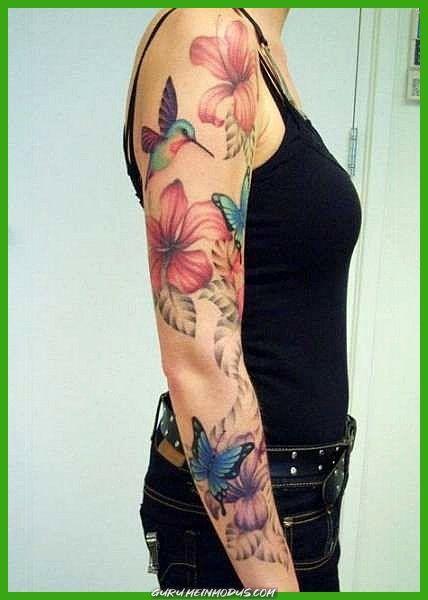 Photo of Kreative und Großartige Kolibri Tattoo Ideen