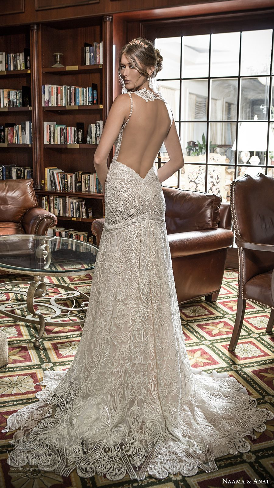 """Naama & Anat 2018 Wedding Dresses — """"The Star in You"""" Bridal ..."""