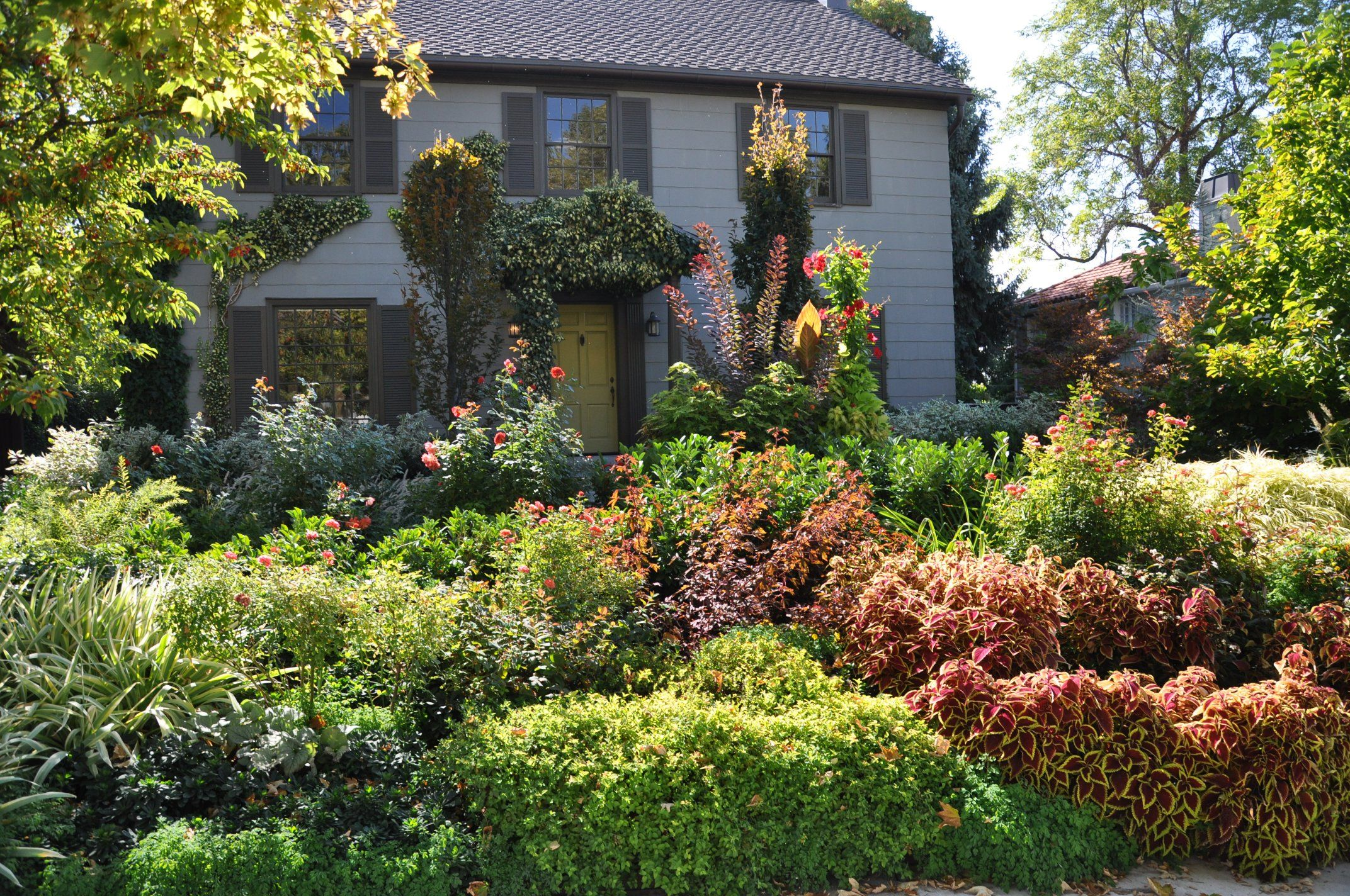 Garden Of The Week Nineteen Wc 28 Designed By Ward And