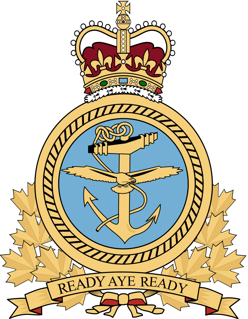 Badge of the Royal Canadian Navy