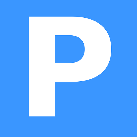 Free Image On Pixabay Parking Sign Symbol Traffic Map Symbols Clip Art Vector Free