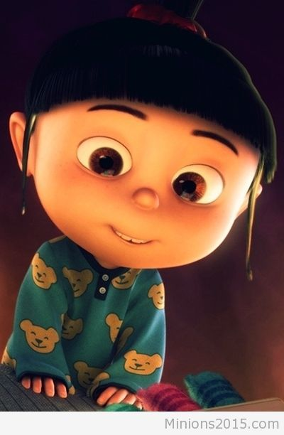 New Funny Agnes From Despicable Me Pictures Wallpapers With