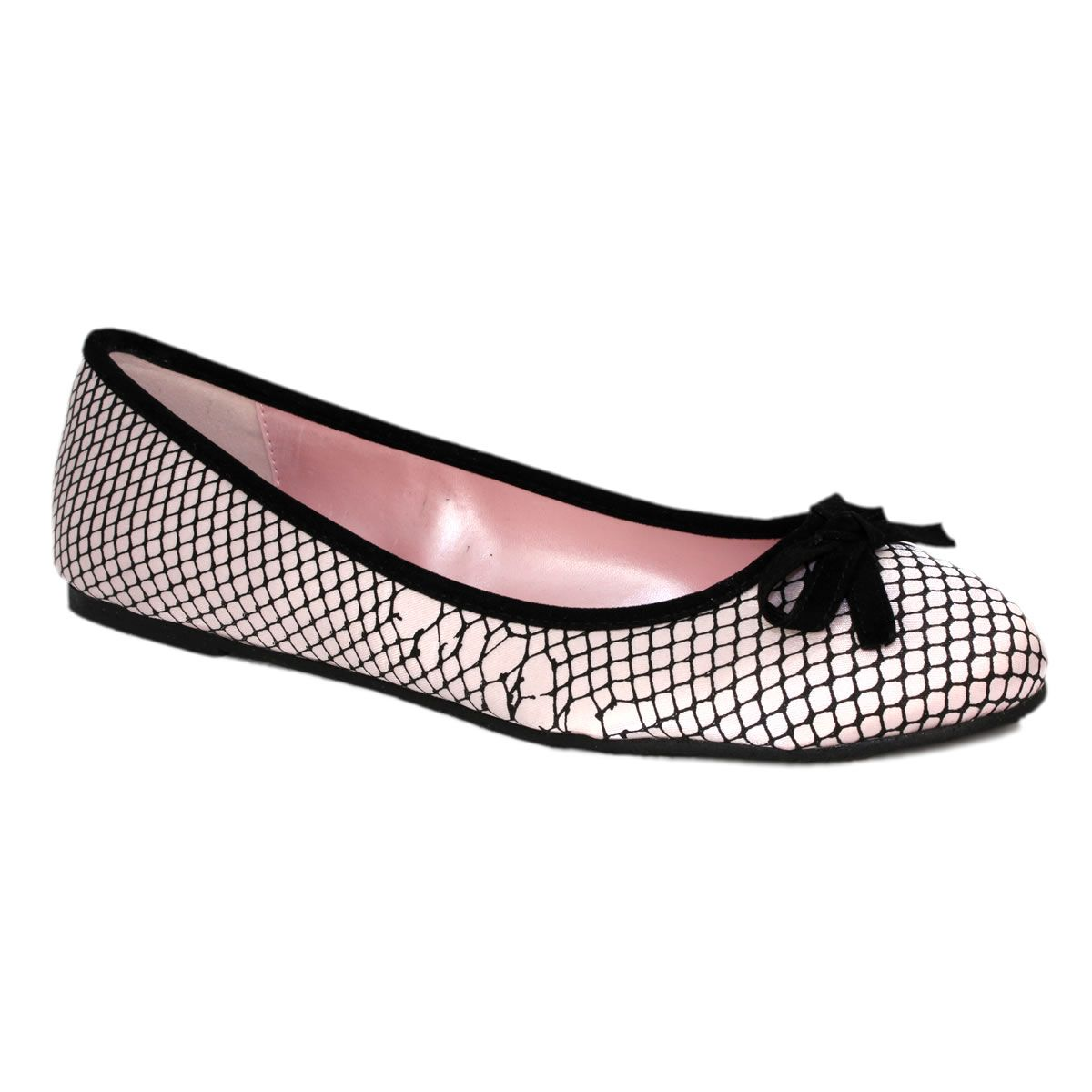 Iron Fist I Caught Kewpie Ladies Flat Pump  £29.99 with FREE UK next working day delivery!