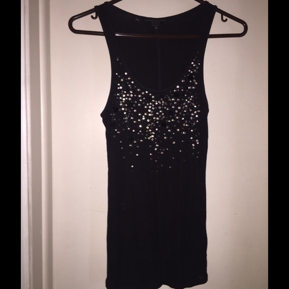 Cute black guess tank Brand new great everyday wear. Bundle n save Guess Tops