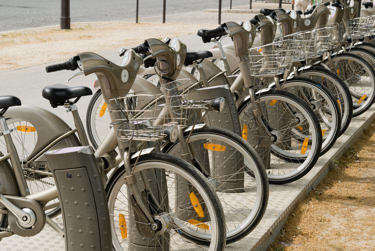 Bike Rentals In Paris Top Tips For Using The Velib City Scheme