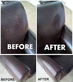 How To Fix Cat Scratches On Leather With Olive Oil.